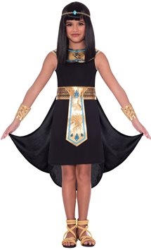 Egyptian Pharaoh Girl - Child Costume