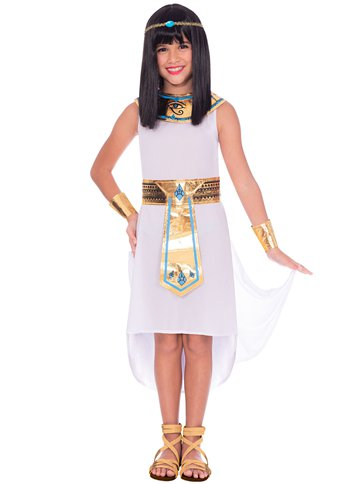 Egyptian Girl - Child Costume front