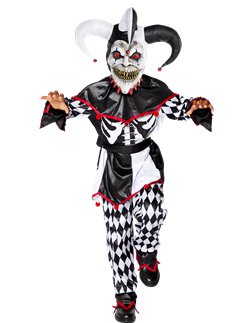 Sinister Jester Clown