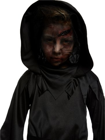 Phantom of Darkness - Child & Teen Costume back