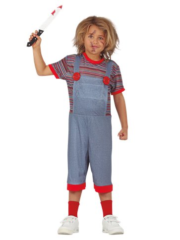 Killer Doll - Child Costume front