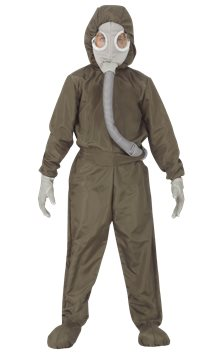 Nuclear Hazmat Suit - Child Costume