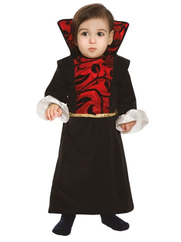 Cute Vampire - Baby & Toddler Costume front