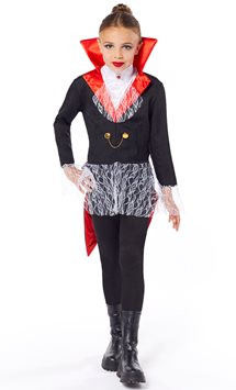 Vampiress - Child Costume
