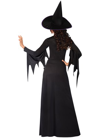 Classic Witch - Adult Costume back