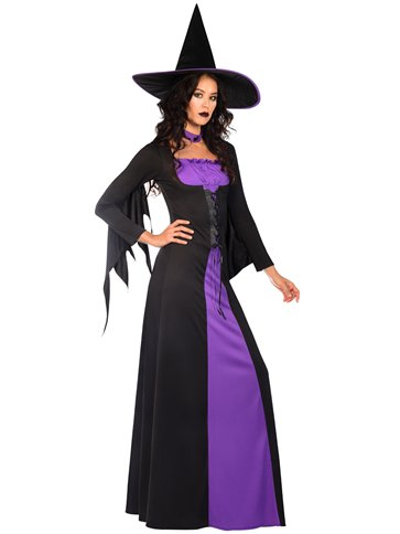 Classic Witch - Adult Costume front