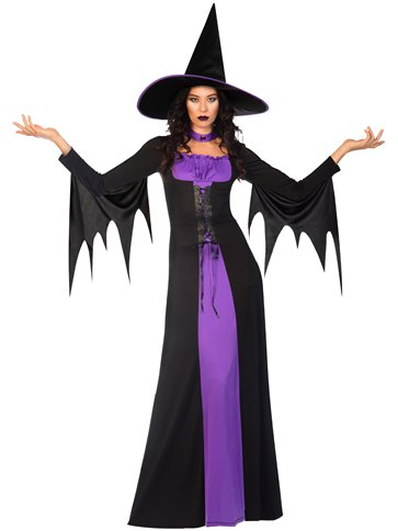 Classic Witch - Adult Costume left