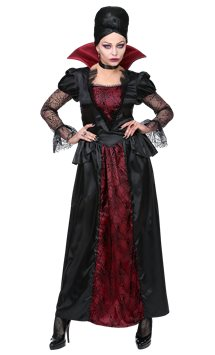 Vampiress - Adult Costume