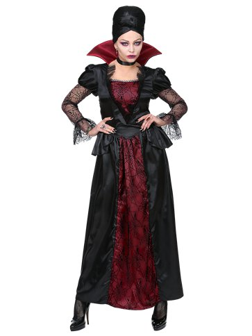 Vampiress - Adult Costume front