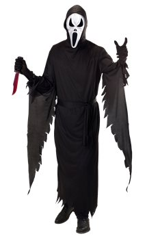 Slasher Scream Killer - Adult Costume