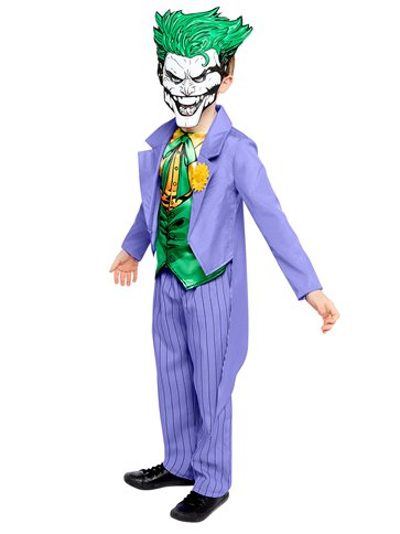 Joker Comic - Child Costume left