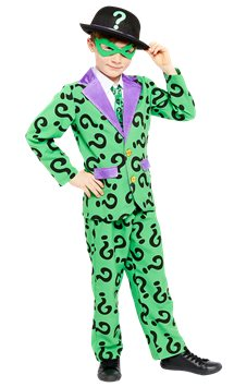 The Riddler - Child Costume