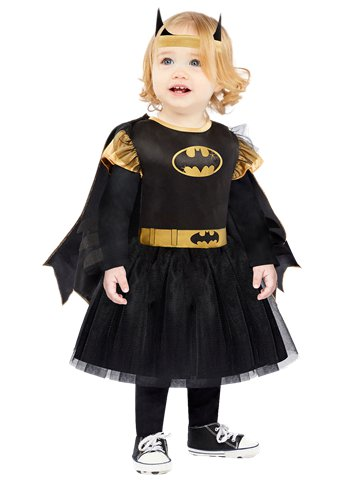 Batgirl - Baby & Toddler Costume front