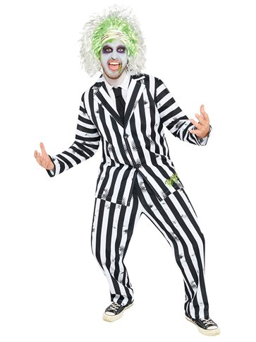 Beetlejuice - Adult Costume left
