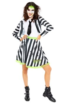 Beetlejuice Lady - Adult Costume