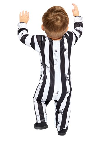 Beetlejuice - Baby & Toddler Costume back