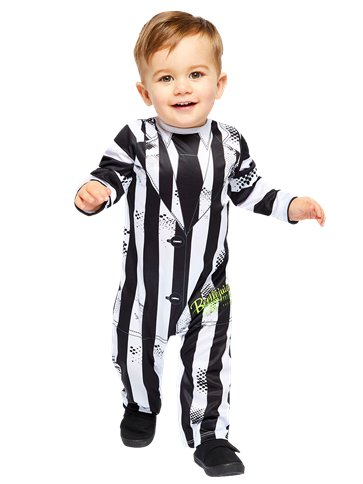 Beetlejuice - Baby & Toddler Costume front