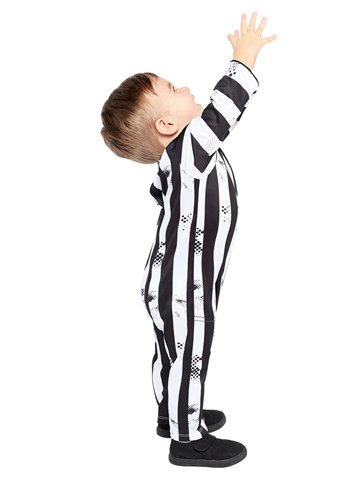 Beetlejuice - Baby & Toddler Costume left