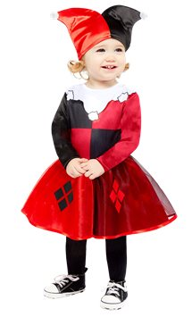 Harley Quinn - Baby & Toddler Costume