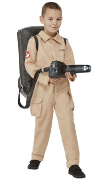 Ghostbuster - Child Costume