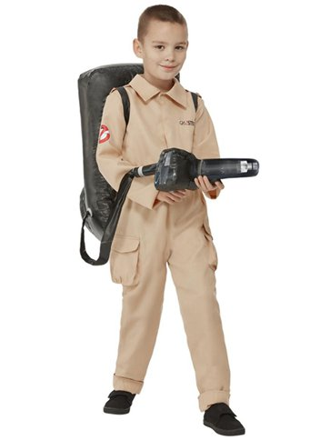 Ghostbuster - Child Costume front