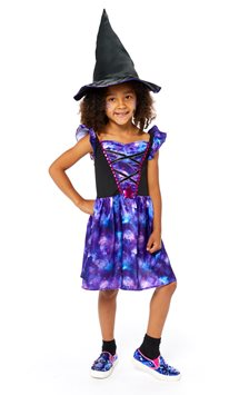Recycled Mythical Witch - Toddler & Child Costume