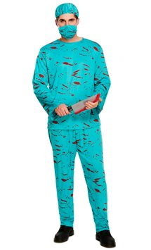 Bloody Scrubs - Adult Costume