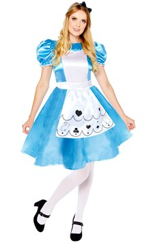 Alice in Wonderland - Adult Costume