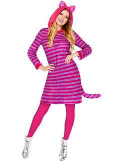 Cheshire Cat Onesie Dress