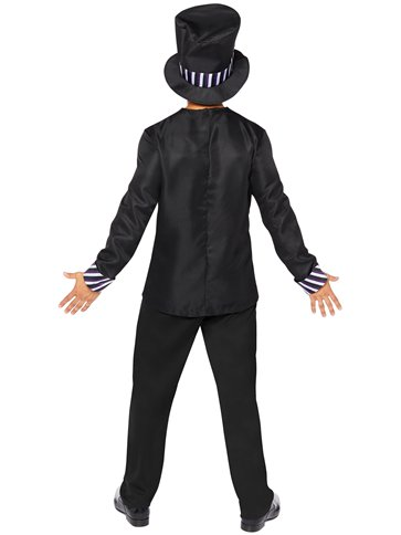 Dark Mad Hatter - Adult Costume right