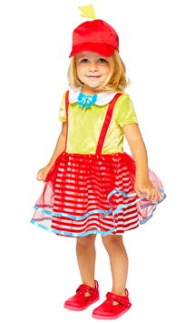 Double Trouble Dress - Baby, Toddler & Child Costume