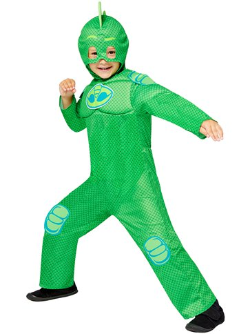 PJ Masks Gekko Muscle Chest - Child Costume left