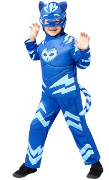 PJ Masks Catboy Muscle Chest - Child Costume