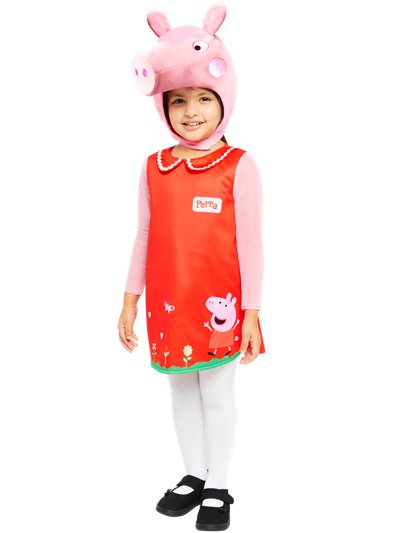 Peppa Pig - Toddler & Child Costume