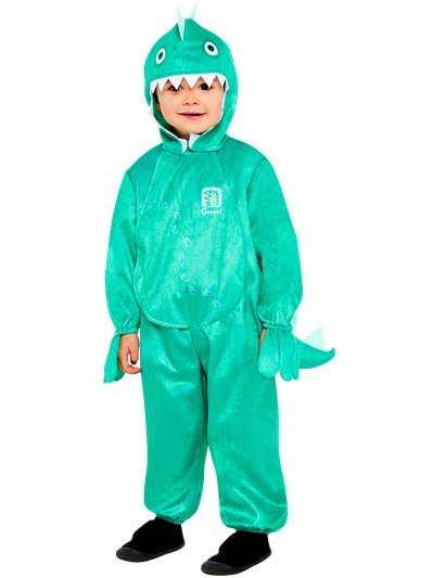 Peppa Pig George Dinosaur - Toddler & Child Costume