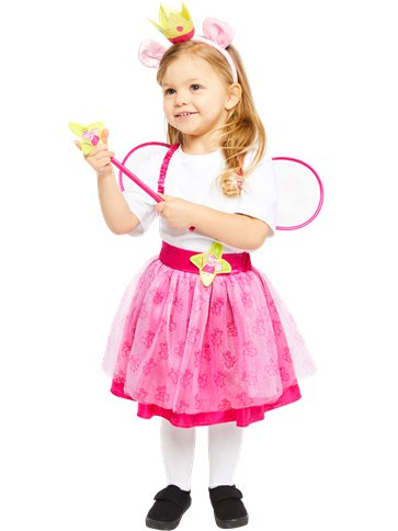 Peppa Pig Fairy Princess - Child Costume front