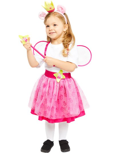 Peppa Pig Fairy Princess - Child Costume