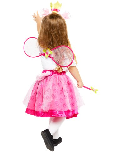 Peppa Pig Fairy Princess - Child Costume left