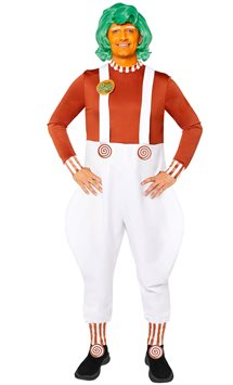 Oompa Loompa - Adult Costume