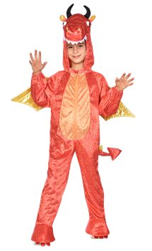 Fire Dragon - Child Costume