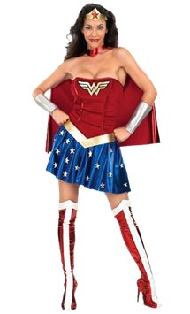 Wonder Woman - Adult Costume