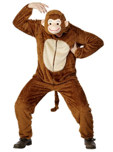 Monkey - Adult Costume
