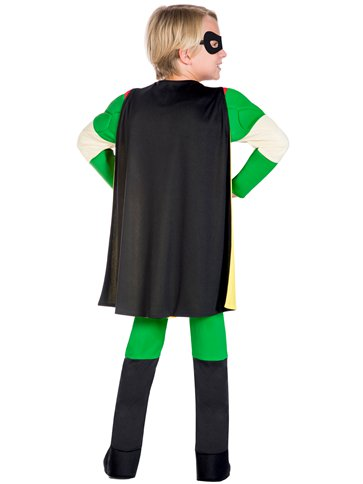 Robin Muscle Chest - Child Costume left