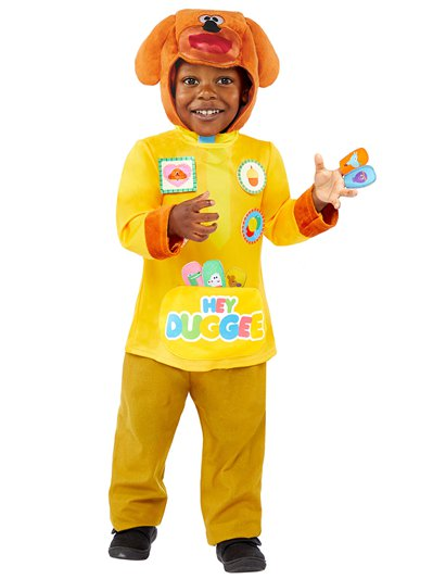 Hey Duggee - Toddler & Child Costume