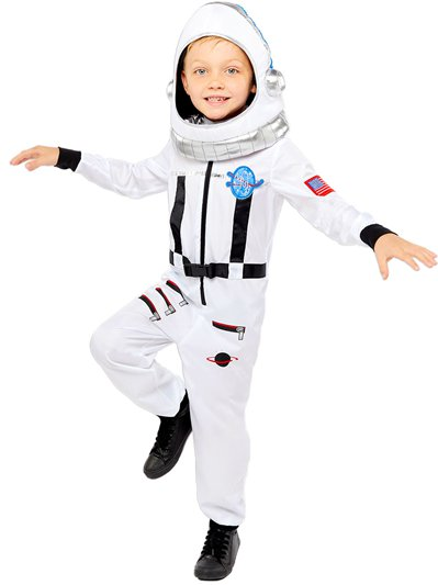 White Space Suit - Child Costume