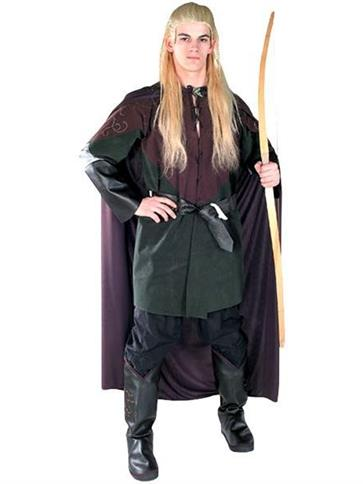 Lord of the Rings Legolas - Adult Costume front