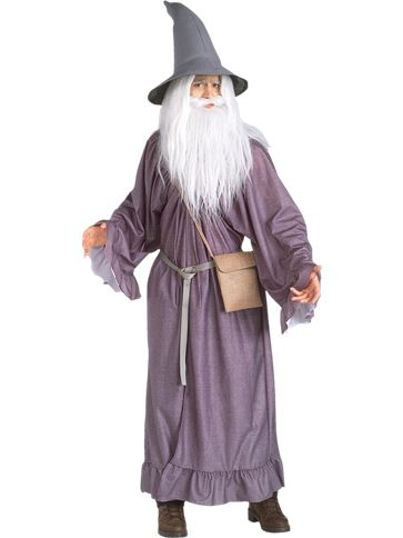 Lord of the Rings Gandalf - Adult Costume front