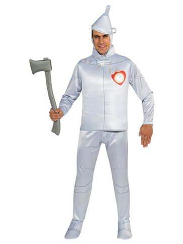 Tin Man - Adult Costume front