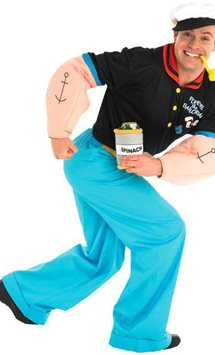 Popeye - Adult Costume