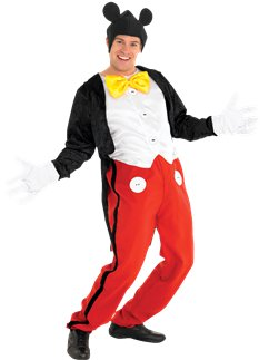 Mickey Mouse - Adult Costume
